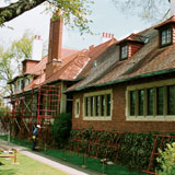 Recreating craftsmanship - A Michigan contractor reroofs an HGTV-spotlighted building—the Cranbrook House